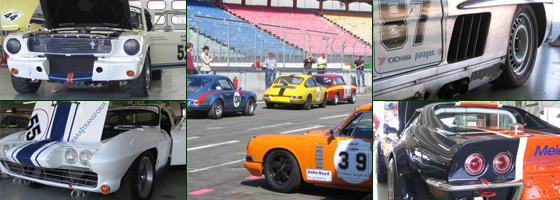 Team Classic Wheels at Hockenheim 2007